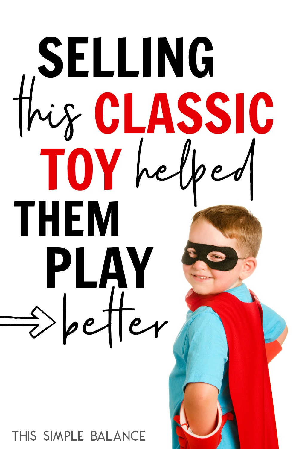 This classic toy is hugely popular (almost every family with young kids has one), but is it really necessary to encourage pretend play? Or could it have the opposite effect?