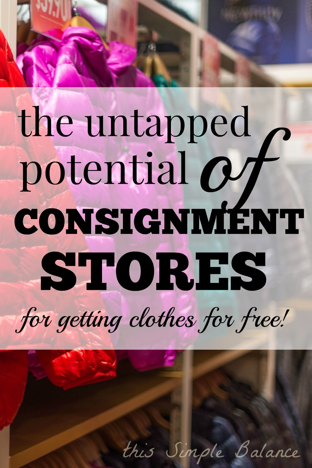 consignment stores, how to sell clothes at consignment stores, are consignment stores worth my time