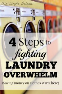 how to do laundry, overwhelmed with laundry, laundry routine, laundry in a big family