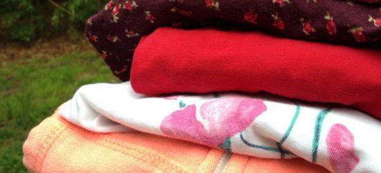 simplifying kids wardrobe