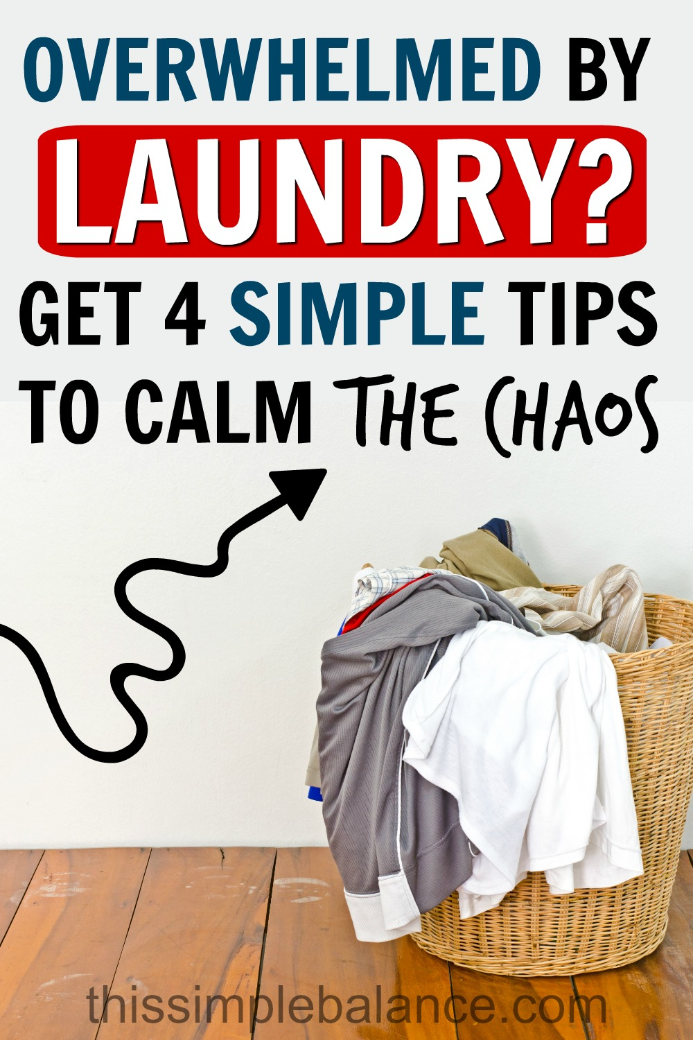 Simple laundry tips and tricks to make the necessity that is laundry a little easier. #cleaningtips