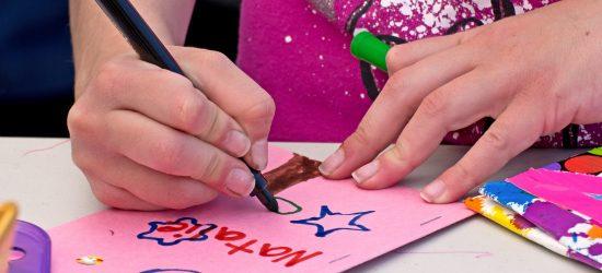Easy Storage Solution For Kids Art