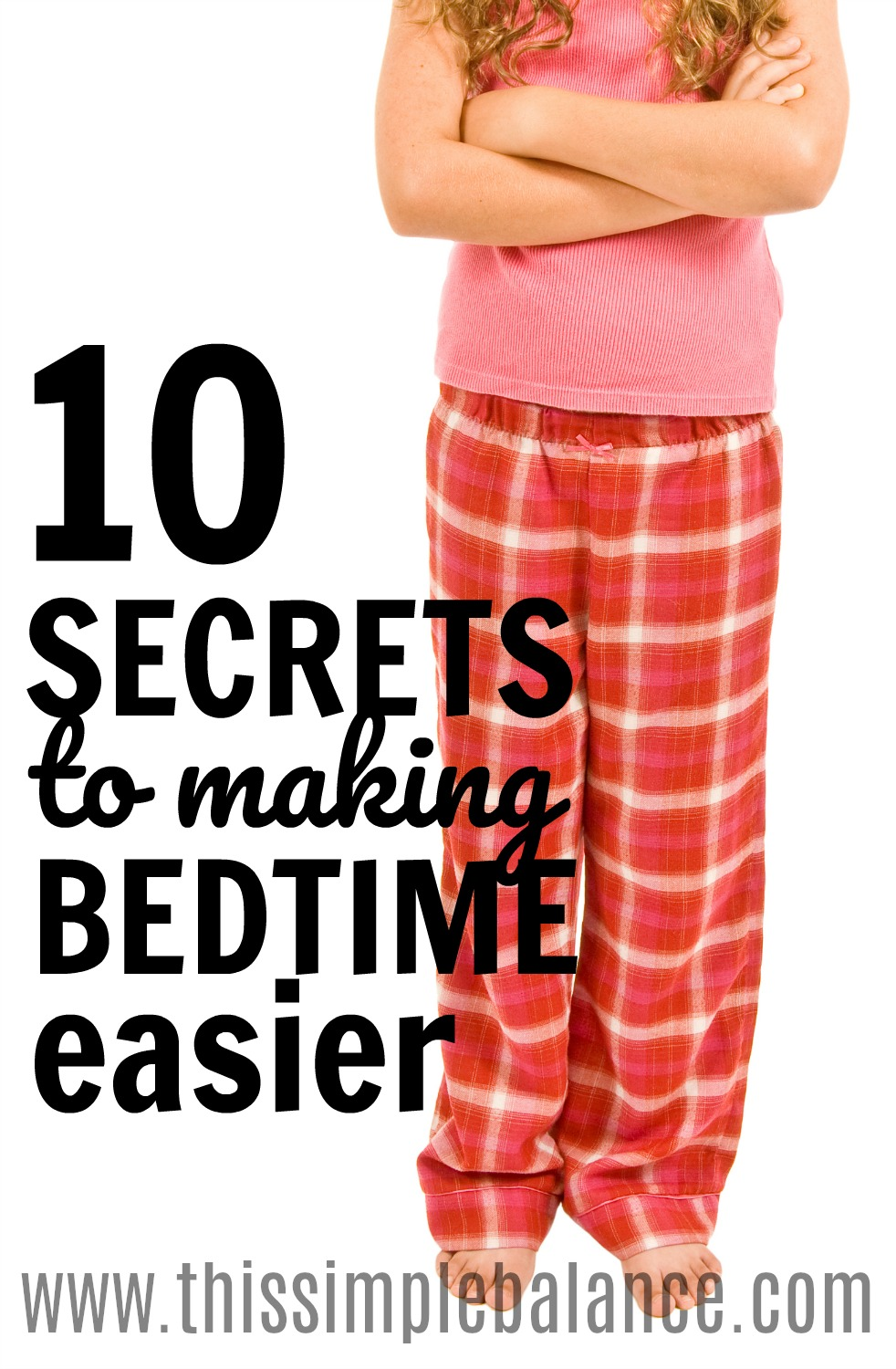 Bedtime Routines: What parent doesn't want to make bedtime easier? These tips can help you create a night routine for kids that actually WORKS and cuts the bedtime struggles in half.