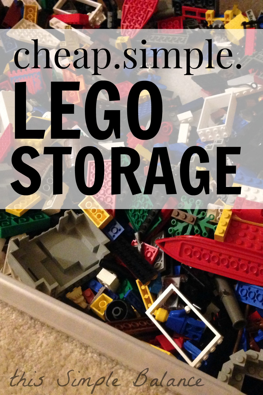 lego storage, lego organization, cheap lego storage