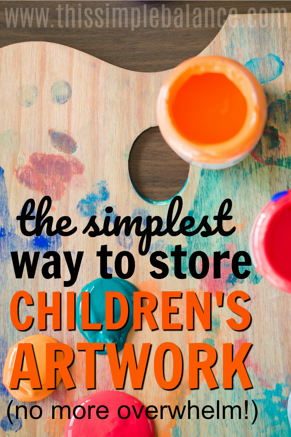 Art Storage For Kids Can Be So Overwhelming Especially When Your Are Small