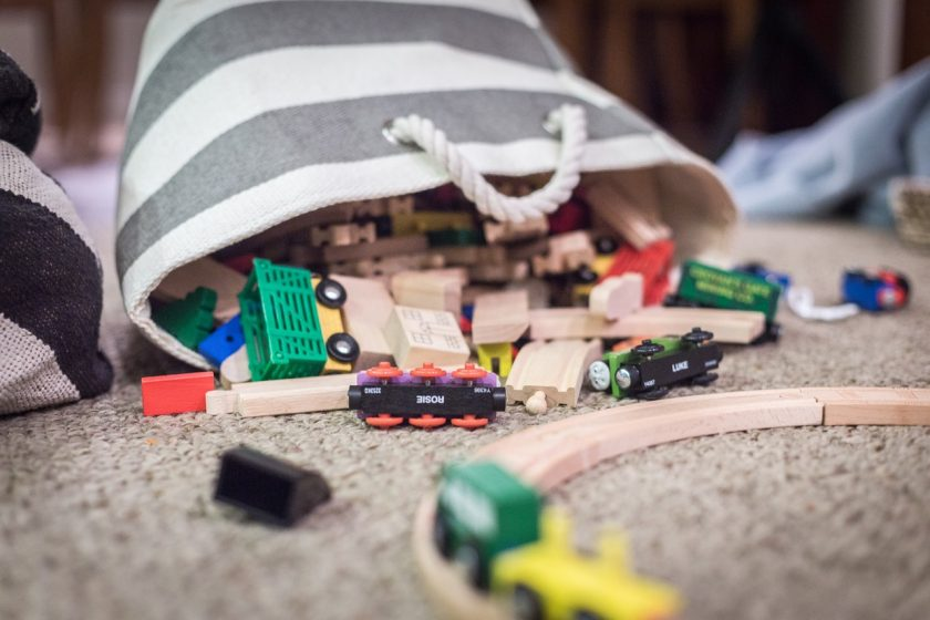 The Best Way to Declutter Toys | This Simple Balance