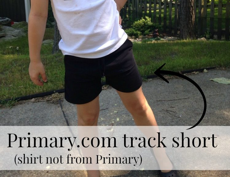 Primary clothing review