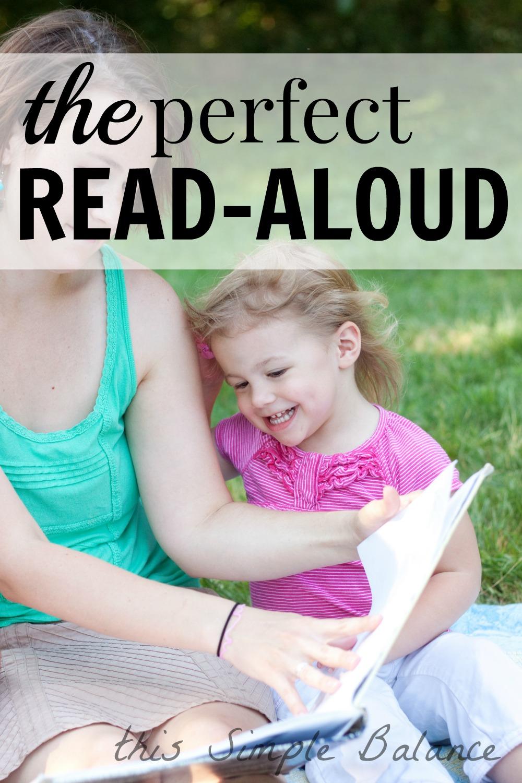 how to choose good read-alouds homeschool