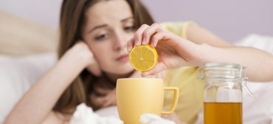 when mom gets sick, sickness in a big family