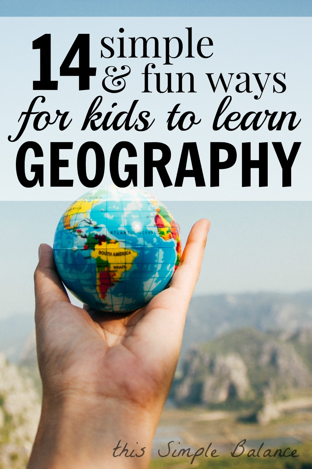 geography homeschool, how to help my kids learn geography