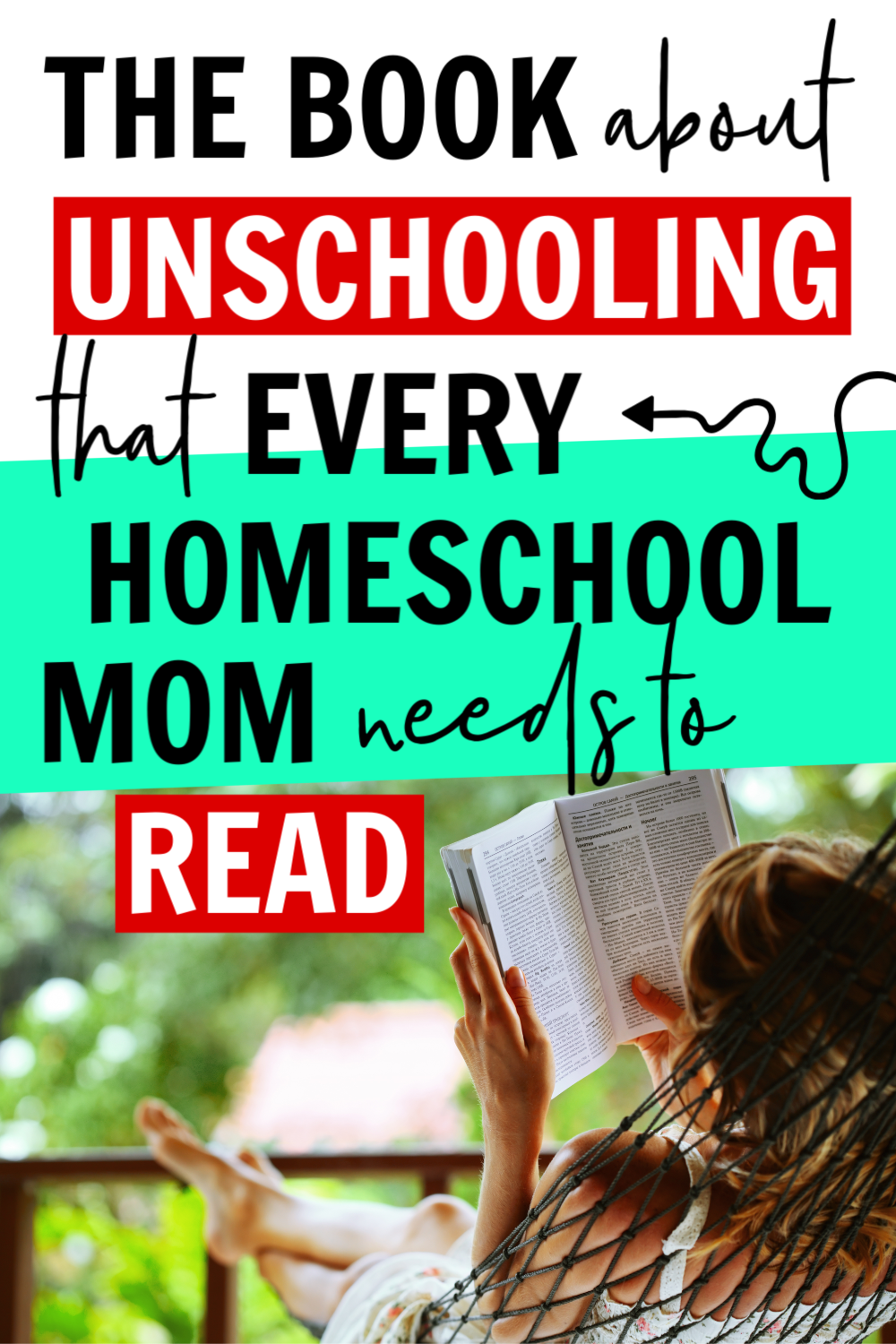 This unschooling book is one every homeschool mom should read, no matter her style. Here's why.