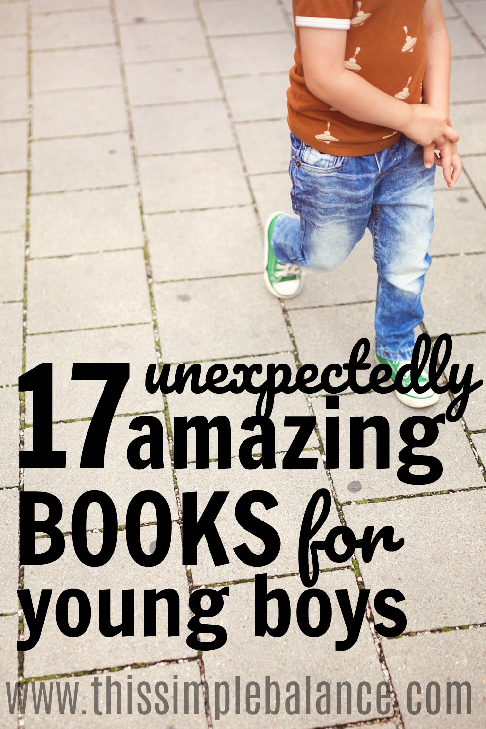 Best Books for Young Boys: I have so much trouble finding good books for my son, ones he loves. This list is so helpful - actual favorite books from a five year old boy. Perfect! Off to book holds from the library!