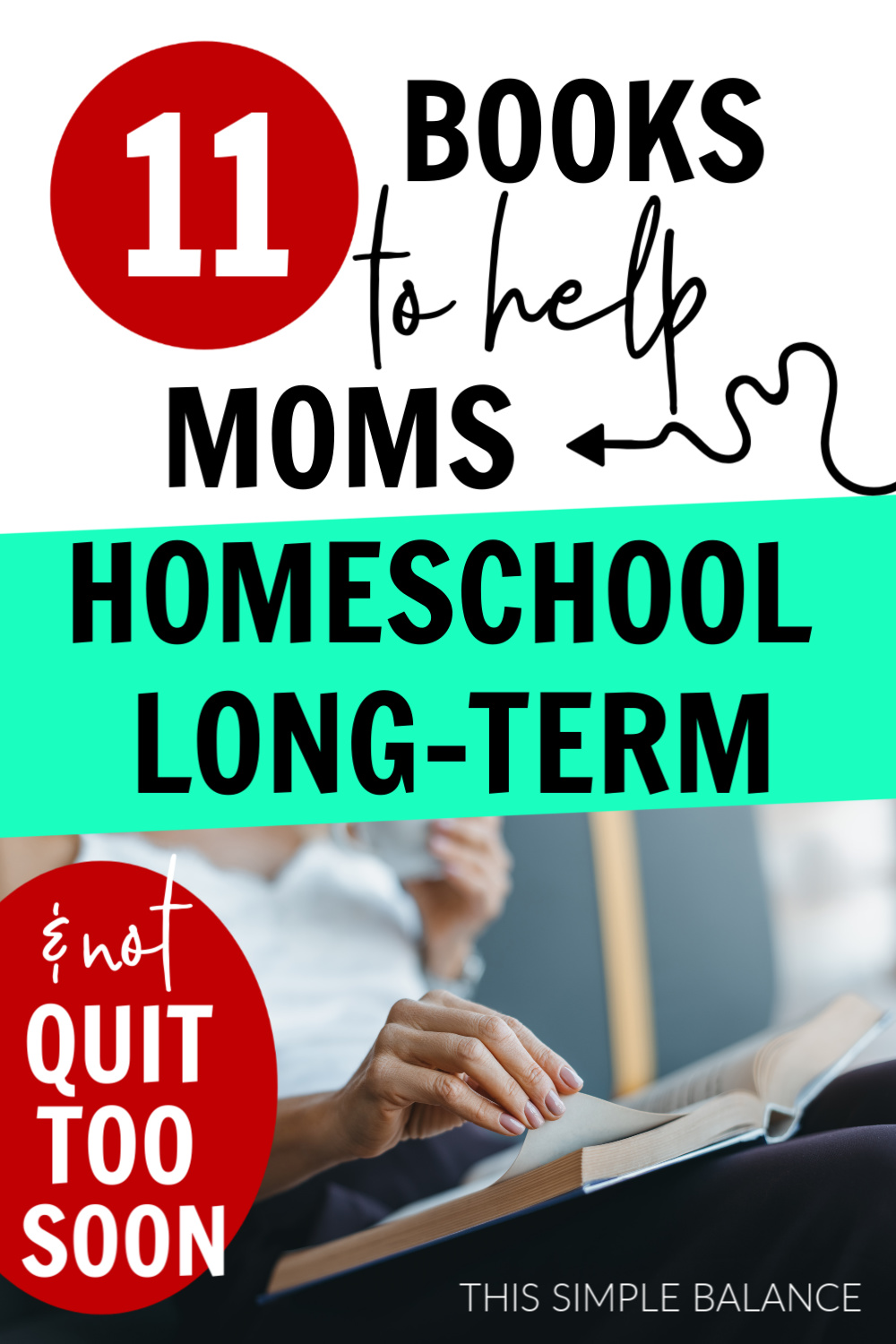 Homeschooling for the long haul isn't easy. It requires you knowing why you chose to homeschool in the first place and being confident in your reasons. These books can help solidify your why, giving you the foundation you need to homeschool long-term.