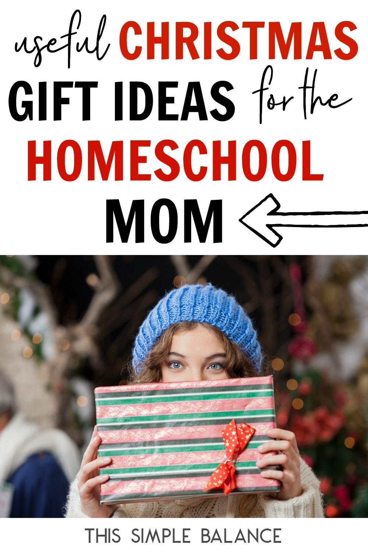 Gift ideas for the homeschool mom
