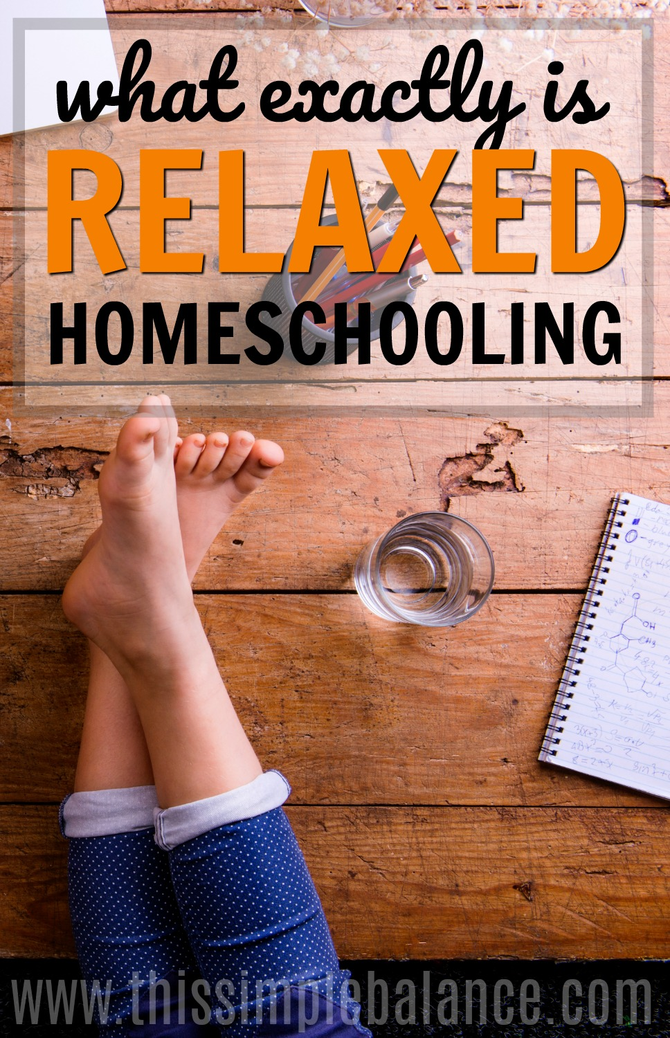 Maybe you've heard about relaxed homeschooling, but how do you actually DEFINE it? And how is it different than eclectic homeschooling or unschooling? This post digs deep to find the differences and give relaxed homeschooling a clear definition that sets is apart as its own homeschool style.