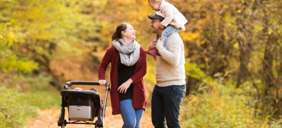 things to do with kids in the fall