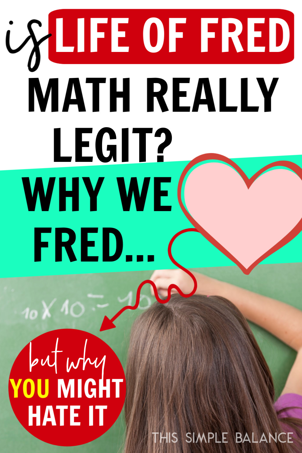 Life of Fred reviews can be so polarized - people either love Life of Fred math or hate it. Get an honest review from a homeschool mom who loves it, but also offers insightful reasons why it might not work for you.