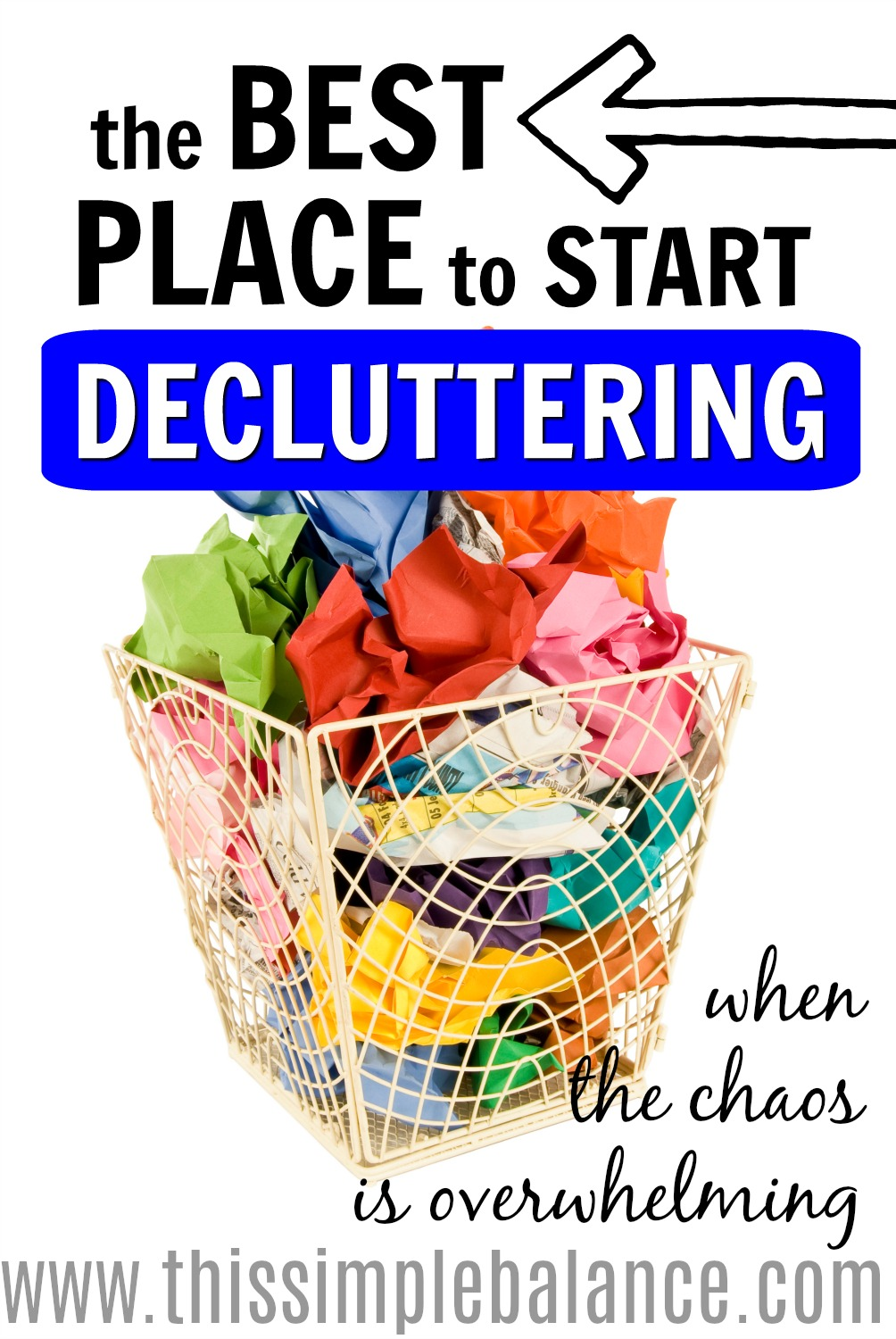 The best place to start decluttering when you re too for I want to renovate my house where do i start