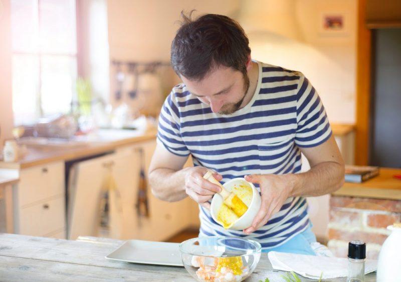 how to start a paperless kitchen, unpaper towels, zero waste, minimalism