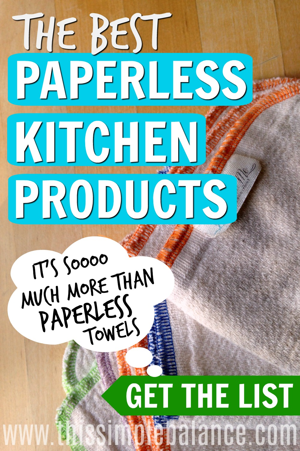 Everything You Need to Start Your Paperless Kitchen | This Simple ...
