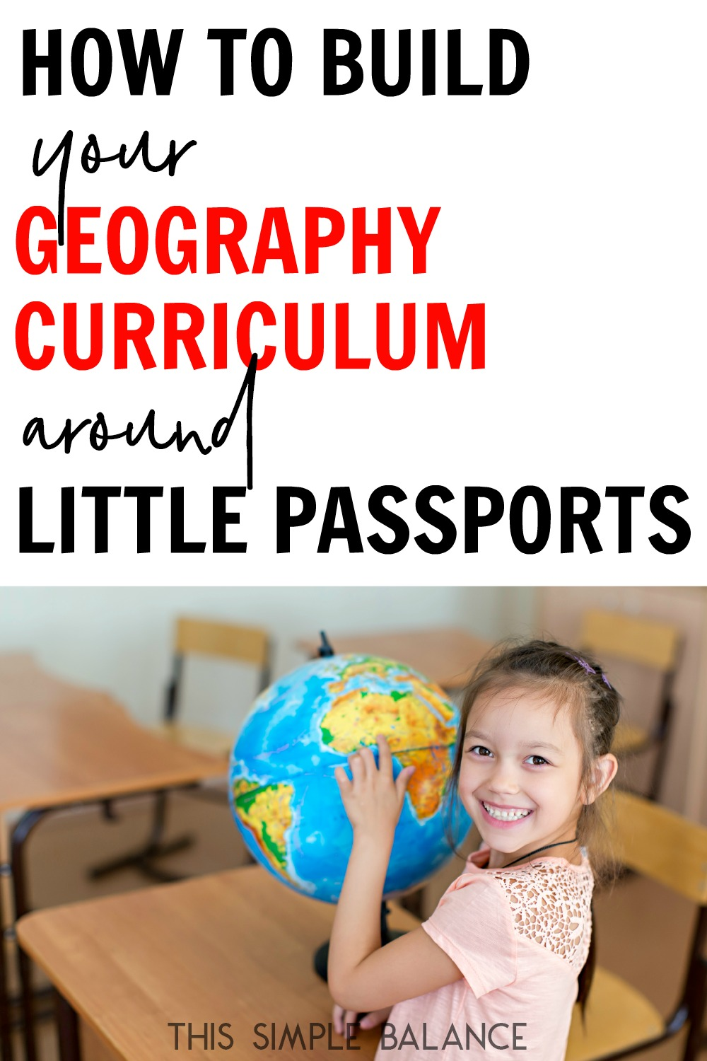 Easily Homeschool geography using Little Passports combined with a genius course created by the author of Intentional Homeschooling #relaxedhomeschooling #simplehomeschool