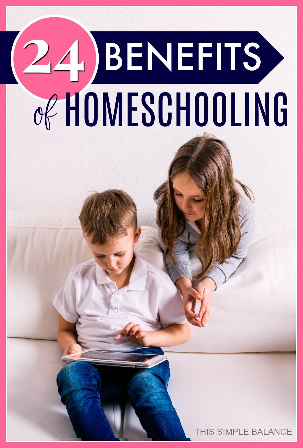 Benefits of Homeschooling for Homeschool Moms Who Need to Remember