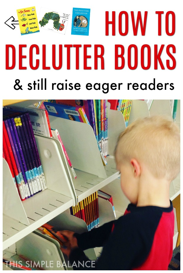 How to Declutter Books: A Comprehensive Guide for Families