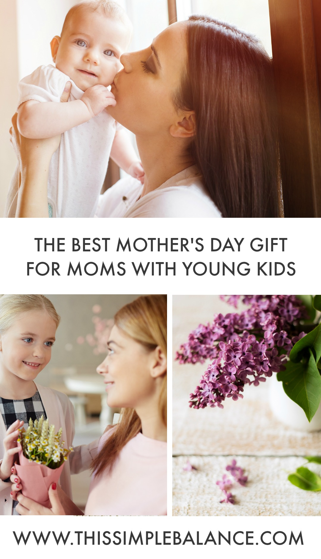 The Best Mother's Day Gift for Moms with Young Kids (that she probably isn't asking for) #mothersday