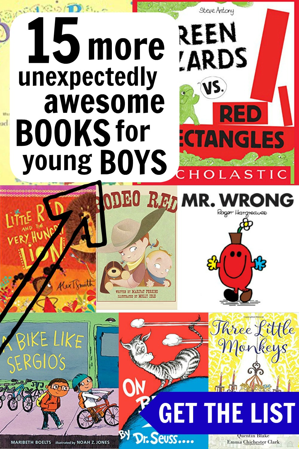 Books for Young Boys: Having a hard time finding books for your boys? These pictures books are tested favorites: the ones my young boys asked to read over and over again. We had to sift through a LOT of books to find these gems. I hope your boys enjoy these books as much as mine did!