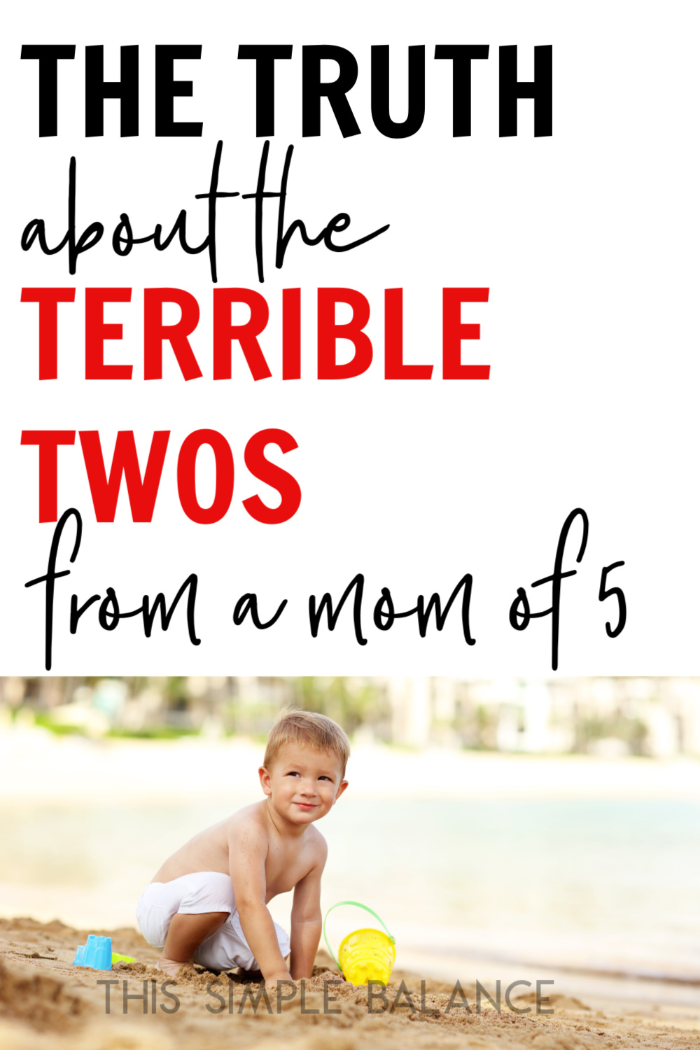 The terrible twos can seem truly terrible, especially when you're going through them for the first time. But on my fourth try, I finally figured out how to love the terrible twos (not just survive them). Get the tips and strategies I wish I had!