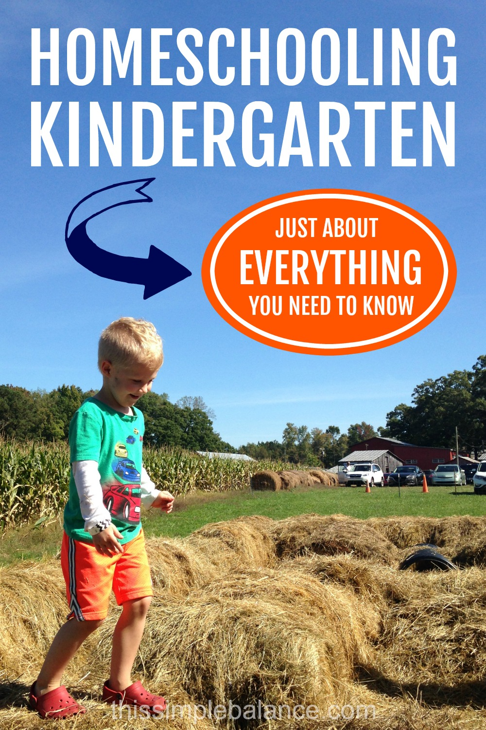 Homeschool Kindergarten with confidence using these ideas and tips. 6 essential elements, plus answers to commonly asked questions about homeschooling kindergarten.