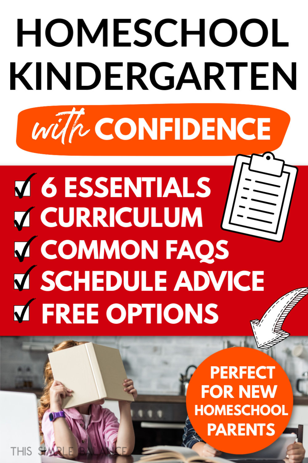How to Homeschool Kindergarten: 6 Essentials for a
