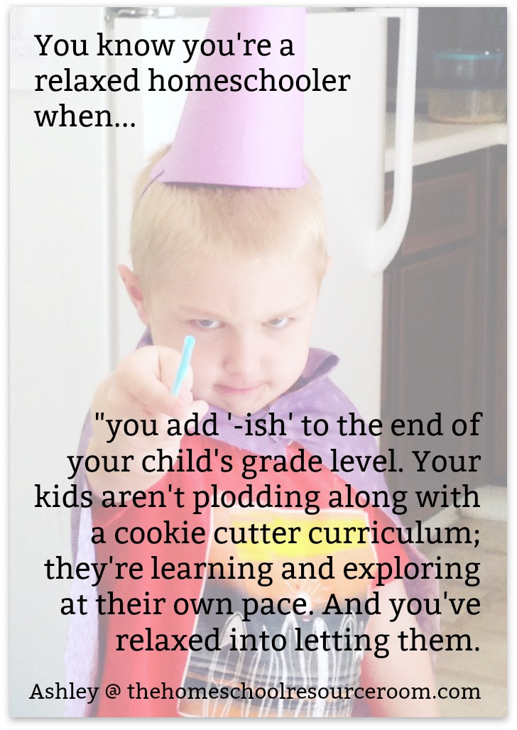Relaxed Homeschooling: Is it your homeschool style? 10 Signs it just might be.