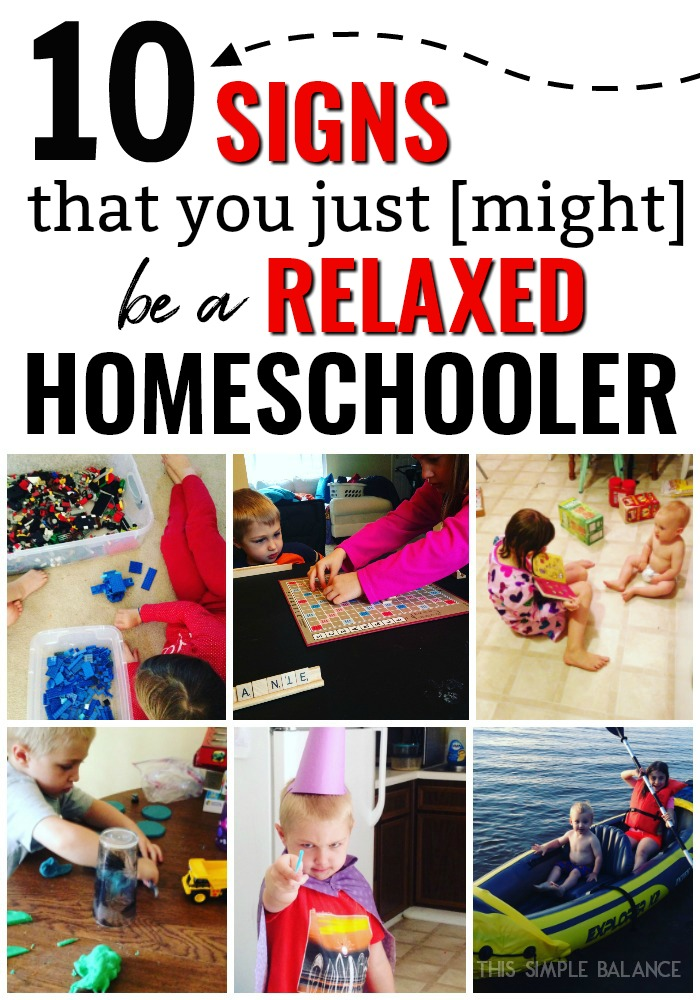 Is relaxed homeschooling your homeschool style? Click through to get 10 homeschool bloggers' perspectives on what it means to be a relaxed homeschooler.