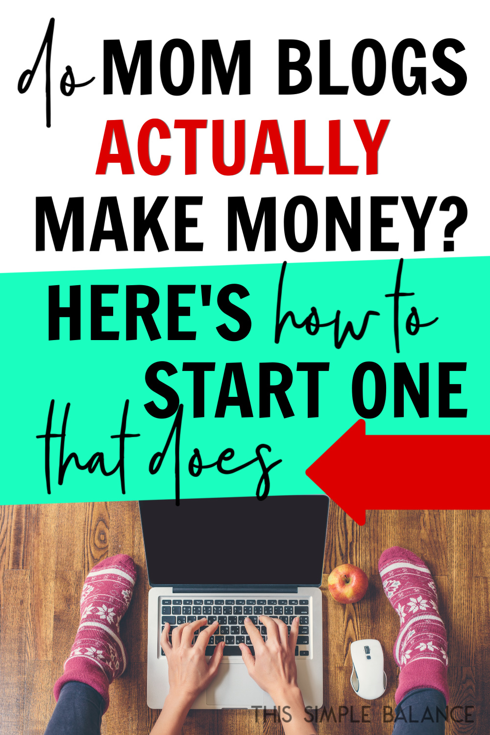 Do mom blogs actually make money (NOT the ones that blog about blogging)? Yes, they do! Find out how mom blogs make money to see if it's a good way for you to earn an income from home.