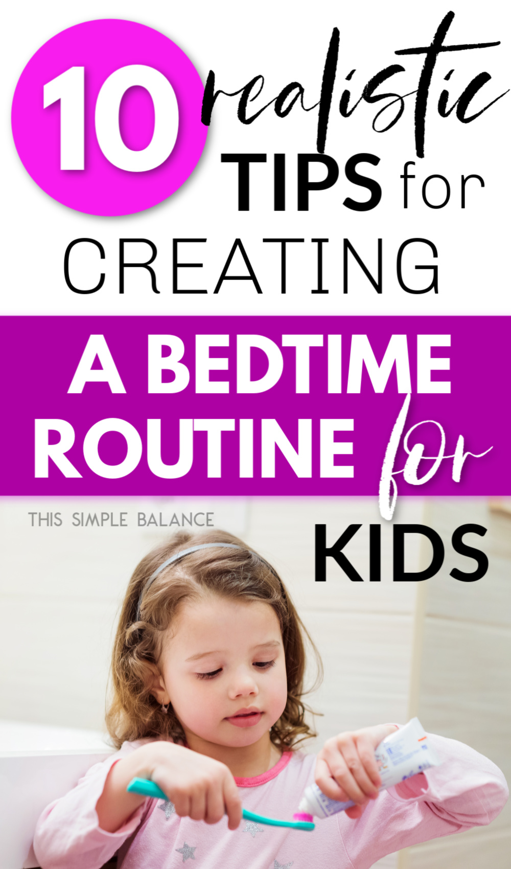 Bedtime tips for parents (from a real life, big family parenting perspective, and a touch of parenting humor)