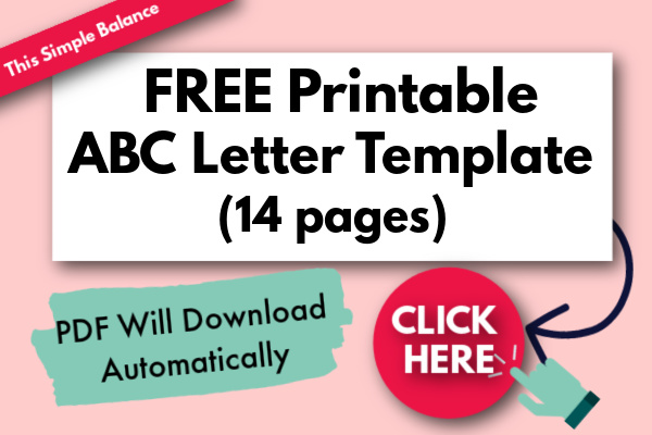 image for free ABC banner template